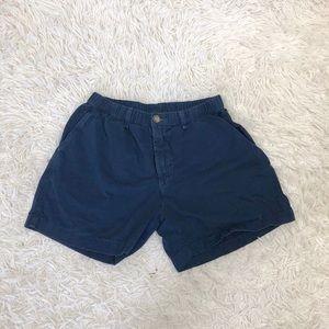 Chubbies The Fleets 5.5 Navy Shorts